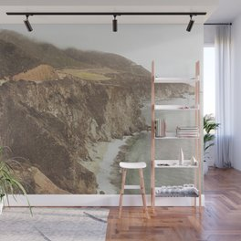 West Coast - BigSur Wall Mural