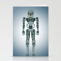 vector Stationery Cards featuring Terminator Vector by TIERRAdesigner