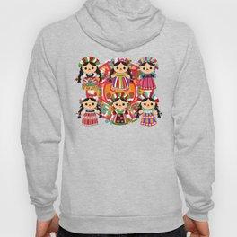 Mexican Dolls Hoody