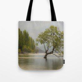Wanaka Tree 2 Tote Bag