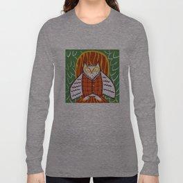 Archimedes Emerged Long Sleeve T-shirt