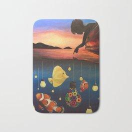 A Dreamers Dream Bath Mat