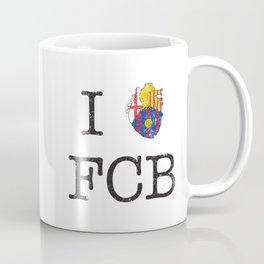 I heart FCB Coffee Mug