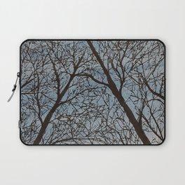 Winter Trees (Up) Laptop Sleeve