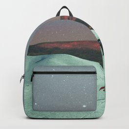 The Missing Three Backpack