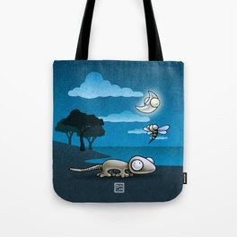 You can't fly! Tote Bag