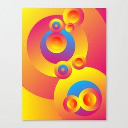 Cosmogony #06 Canvas Print