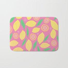Pink Lemonade Bath Mat