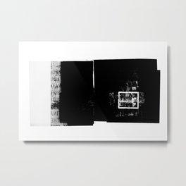 DUPLICITY / 06 Metal Print