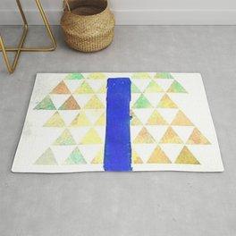 Mac Miller Blue Slide Park Rug