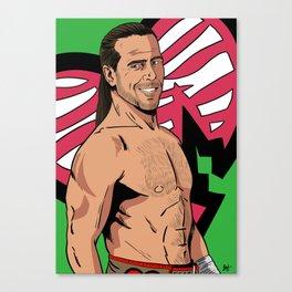 Shawn Michaels Canvas Print