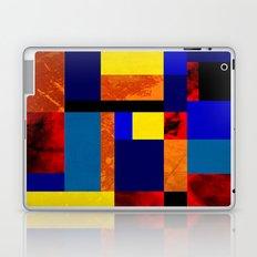 Mondrian #7 Laptop & iPad Skin