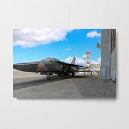 F-111C Aardvark Metal Print