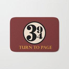 Turn to Page 394 Bath Mat