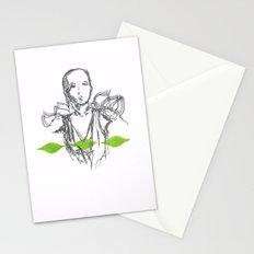 Leaf Lady Stationery Cards