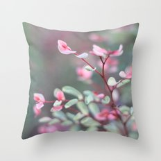 Yesterday, today & tomorrow.  Throw Pillow