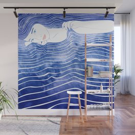 Water Nymph LXVI Wall Mural