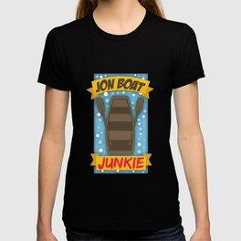 Jon Boat Junkie T-shirt