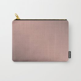 Pink cocoa Carry-All Pouch
