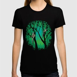 Lemurs in the Forest T-shirt