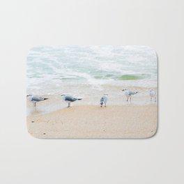 Beach Birds Bath Mat