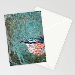 Nuthatch Creek II Stationery Cards