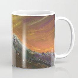 Sunset Mountains Coffee Mug
