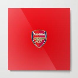 Arsenal fc Metal Print