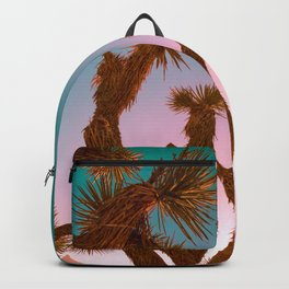 Joshua Tree Desert Sunset Backpack