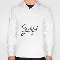 grateful dead Hoodies featuring Grateful by I Love Decor