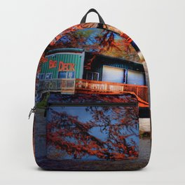 Bubba's Big Deck Backpack
