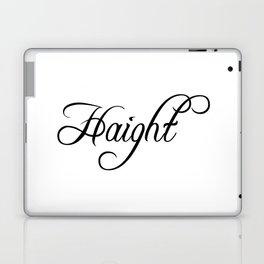 Haight Laptop & iPad Skin