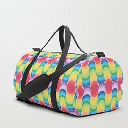 Rainbow Dragon Scales 1 Duffle Bag