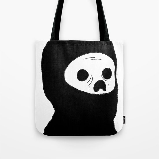 Stealth Zombie  Tote Bag