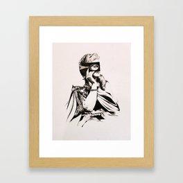 Napoleon's Wife (Napoleon III) Framed Art Print