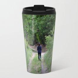 Sentiero nel bosco Travel Mug