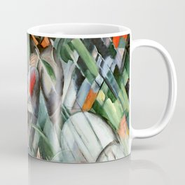"Franz Marc ""In the Rain (Im Regen)"" Coffee Mug"