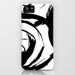 B&W iPhone Case