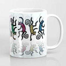 DANCING CATS LINE DANCE Coffee Mug