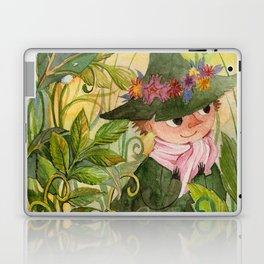 Snusmumriken / Snufkin Laptop & iPad Skin