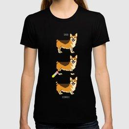 How To Make A Corgi T-shirt