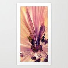Vapor Art Print