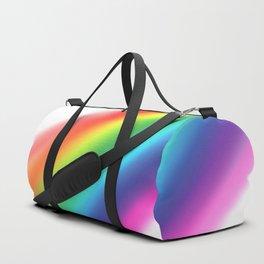 Merging Prisms Duffle Bag