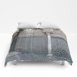 Marocco Columns Mosaic Comforters