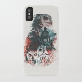 Not What They Seem Inspired by Twin Peaks iPhone Case