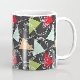 Worms and Triangles Coffee Mug