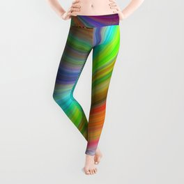 Color illusion Leggings
