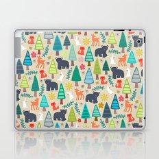 summer woodland Laptop & iPad Skin