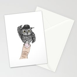 Toms Up Stationery Cards
