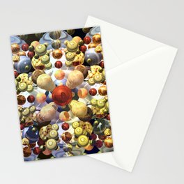 Medallions, 2410b Stationery Cards